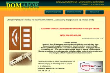DOMATOR - Układanie paneli i parkietów Katowice