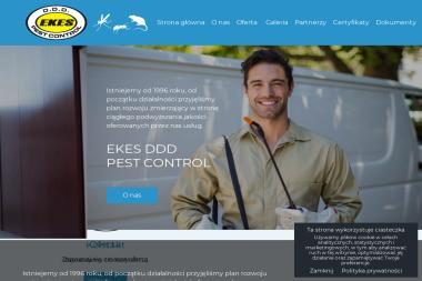 Ekes DDD Pest Control. Dezynfekcja, dezynsekcja, deratyzacja - Dezynsekcja i deratyzacja Lubniewice