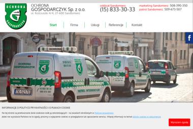 Gospodarczyk. Agencja ochrony - Agencja ochrony Sandomierz