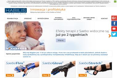 Habilis - Sprzęt rehabilitacyjny Warszawa