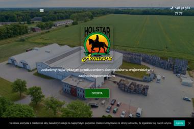 Holstar. Sp. z o.o. Producent. Ziemniaki, zboża, cebula - Zaopatrzenie lokali Pęzino 74a