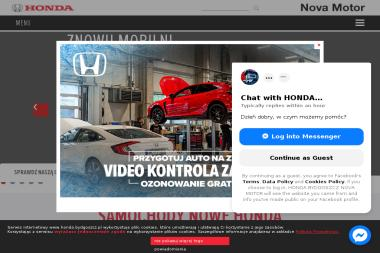 Nova-Motor - Samochody osobowe używane Bydgoszcz