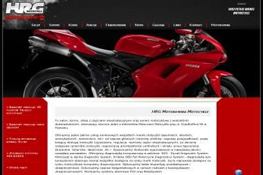 HRG Motocykle - Motocykle Poznań
