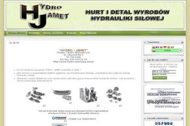 Hydro-Jamet - Artykuły Hydrauliczne Łódź