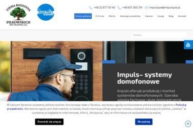 Impuls. Domofony, wideodomofony, kontrola dostępu - Systemy Alarmowe Warszawa