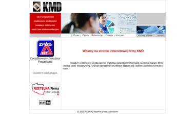Kmd - Systemy elektroniczne Lublin