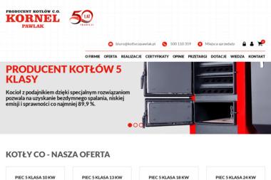 ZAKŁAD KOTLARSKO-ŚLUSARSKI Kornel Pawlak - Instalacje grzewcze Ostrów Wielkopolski