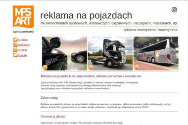 MPS Art. Agencja reklamy - Pisanie Tekstów Lublin