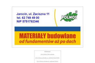 Zakład Produkcyjno-Handlowy POLWOS - Piasek Witaszyce