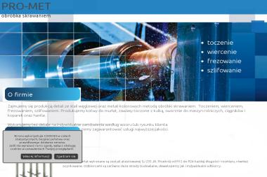 Pro-Met. Producent skrzynek do TV kablowej i Internetu - Internet Myślenice