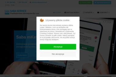 Saba-Service. Sp. z o.o. Sprzedaż sprzętu komputerowego i kas fiskalnych - Programista Barlinek