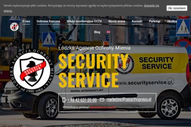 Security Service - Monitoring Łódź