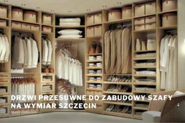 Senator. Sp. z o.o. Centrum drzwi przesuwanych, szafy wnękowe, meble biurowe - Meble Szczecin
