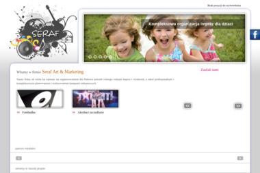 Seraf Art&Marketing - Imprezy integracyjne Warszawa