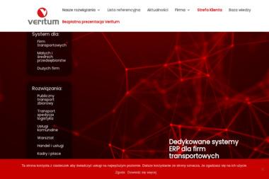 System-1. Sp. z o.o. Producent zintegrowanego systemu informatycznego Veritum - Oprogramowanie Poczta Poznań) Poznań