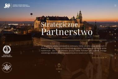 Kancelaria Radcy Prawnego Joanna SZANSER - Kraków - Radca Prawny Kraków