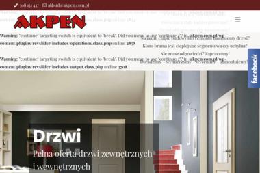 AKPEN - Drzwi Pruszków