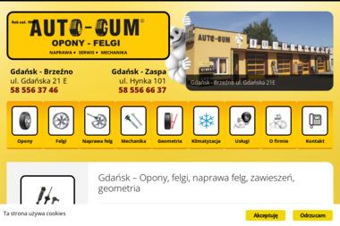 AUTO-GUM - Opony i felgi Gdańsk