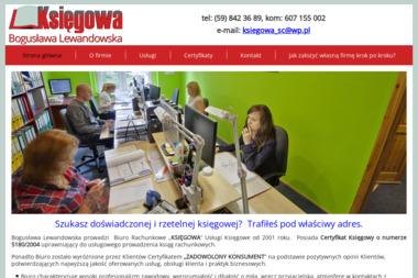 Biuro Rachunkowe KSIĘGOWA - Firma audytorska Słupsk