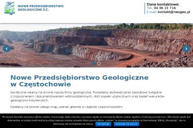 Nowe Przedsiębiorstwo Geologiczne s.c. - Badanie Zagęszczenia Gruntu Częstochowa