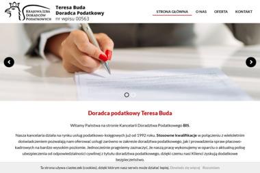 Bis. Kancelaria doradztwa podatkowego. Teresa Buda - Doradcy Podatkowi Online Katowice