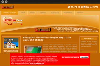 Carbon II Łódź. Kotły retortowe, ekogroszek, instalacje grzewcze - Ekogroszek Łódź