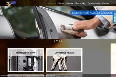 Chrust. Dorabianie kluczy z immobilizerami, awaryjne otwieranie drzwi - Części i podzespoły Lublin