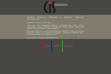 CiS. Usługi poligraficzne - Naklejki na Ścianę Wiązowna