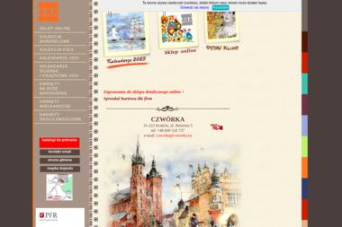 Czwórka - Hajos, Walczak s.j. - Drukowanie Kalendarzy Kraków