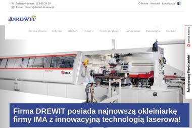 Drewit. Meble na zamówienie - Skład drewna Kraków