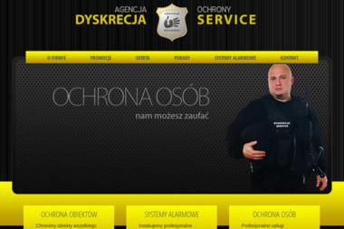 Przedsiębiorstwo Detektywistyczne i Ochrony Mienia Dyskrecja-Service. Sp. z o.o. - Monitoring Zduńska Wola