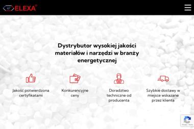 Elexa. Sp. z o.o. Mufy i głowice kablowe Barnier - Hurtownia elektryczna Łódź