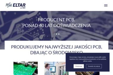 Eltar. Zakład obwodów drukowanych - Części i podzespoły elektroniczne Tarnowskie Góry