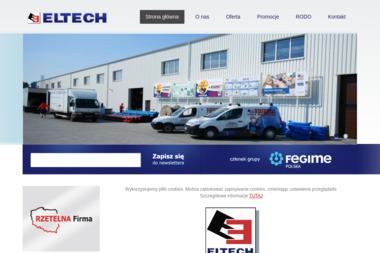 Eltech. Hurtownia elektryczna i narzędzi - Hurtownia elektryczna Bydgoszcz