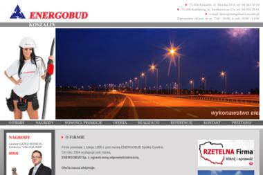 Energobud. Sp. z o.o. Hurtownia kabli, osprzętu elektroenergetycznego i słupów oświetleniowych - Sprzedaż Osprzętu Elektrycznego Koszalin
