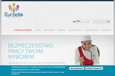 Eurodis. Odzież ochronna, obuwie robocze - Odzież robocza Zamość