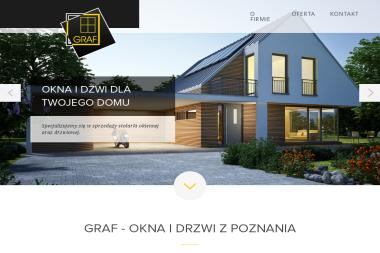 GRAF - Okna PCV Poznań