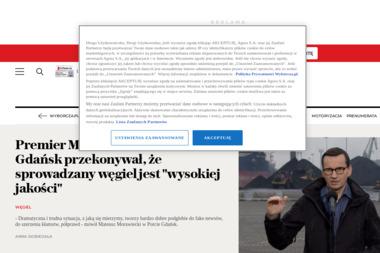 Gazeta Wyborcza. Biuro ogłoszeń - Dom mediowy Gdańsk