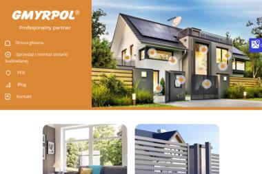 GMYRPOL - Okna PCV Opalenica