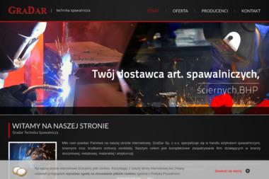 Gradar. Hurtownia art. spawalniczych i ściernych - Odzież robocza Gdańsk