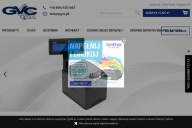 GVC Tax. Kasy i drukarki fiskalne. Komputery - Urządzenia dla firmy i biura Wrocław