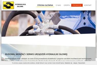 Zieliński Bogusław. Hydraulika siłowa - Sklep hydrauliczny Zielona Góra