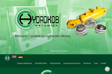 PW HYDROKOB - Artykuły Hydrauliczne Katowice