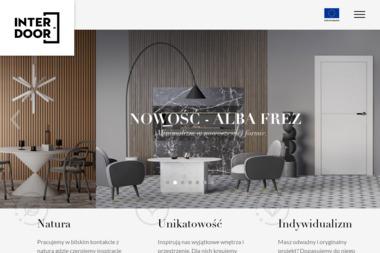 Interdrex. Sp. z o.o. Producent drzwi marki Interdoor - Okna aluminiowe Nowy Dwór Wejherowski