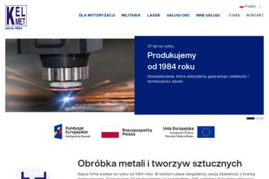 Kel-Met. PPUH. Produkcja części samochodowych, kajdanek i narzędziownia - Maszyny i urządzenia różne Łódź