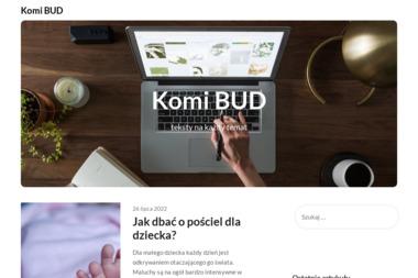 Komibud. PHU. Wkłady i obudowy kominkowe - Kominki Zieleniewo gm. Kobylanka
