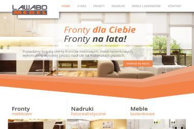 Lawabo Mebel. Producent mebli łazienkowych - Wyposażenie łazienki Poczta Rojewo
