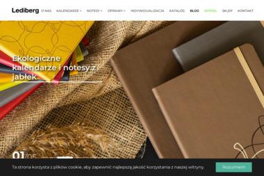 Lediberg. Sp. z o.o. Producent kalendarzy - Kalendarze Warszawa
