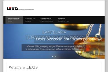 Lexis. Kancelaria. Maria Magdalena Korkuć-Sawostianik. Doradztwo podatkowe, prawne, prawo - Deklaracje Podatkowe Szczecin