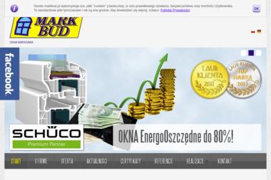 Mark-Bud. Sp.j. Okna, drzwi z PCV i aluminium - Drzwi Łomianki